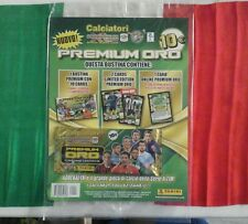 Album Calciatori 2016 2017 panini BUSTINA ORO ADRENALYN XL SIGILLATA NEW