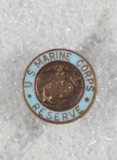Home Front - Marine Corps Reserves Lapel Pin - WWII era
