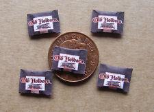 1:12 Échelle Simple Vide Pochette de Vieux Holborn Tabac Tumdee Poupées Shop