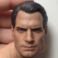 Delicate Painting 1/6 Scale Batman v Superman Henry Cavill Head Sculpt Fit 12""