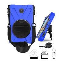 Galaxy Tab A 8.0 Case, Shield Armor Case Cover For Samsung Galaxy Tab A 8.0 T387