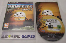 HUNTER'S TROPHY PLAYSTATION 3 PS3 COMPLET (envoi suivi, vendeur pro)