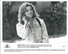THELMA AND LOUISE Original Portrait Photo GEENA DAVIS 1991