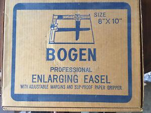 """Bogen Professional 8"""" x 10"""" Enlarging Easel"""