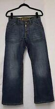 Mens Timezone Blue Jeans Size 30W 30L Mens Jeans Carpenter Jeans Cargo Jeans