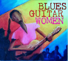 BLUES GUITAR WOMEN - RUF LABEL - (2) CD SET - V.A. - MADE IN GERMANY