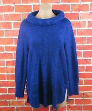 Rockmans, Size Large Womans, Navy Blue Pullover