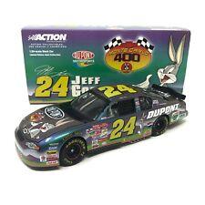Jeff Gordon No. 24 DuPont/Looney Tunes 2001 Monte Carlo 1:24 Die Cast Car