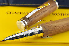 Omas Chateau Lafite Rothschild LE Rollerball Pen W/ Lagiole Wine Set