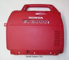 PET-399 New Genuine Honda Side Cover & Decal Fits EB2000i EU2000i Plastic Case