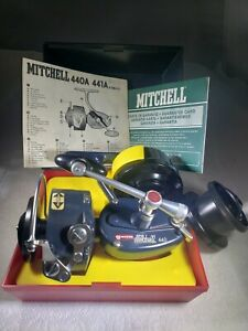 Mitchell Garcia Reel 440 BNIB with Matching Serial Numbers!