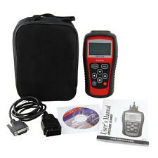 KW808 OBDII EOBD Code Reader Automotive Scanner Car Check Fault Diagnostic Tool