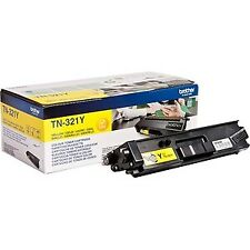 Toner Brother Tn321y amarillo 1500 P?ginas