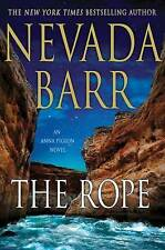 The Rope: An Anna Pigeon Novel (Anna Pigeon Mysteries) by Barr, Nevada