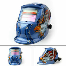 Solar Auto Darkening Welding Helmet Tig Mig Welder Lens Grinding Mask 42 Usa