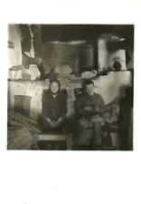 Foto, Wk2, Eindrücke aus Russland, im Bauernhaus, 1941/42 (N)20910