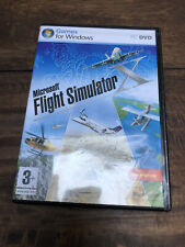 Microsoft Flight Simulator X PC GAME DVD