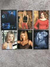 More details for buffy the vampire slayer / angel postcards