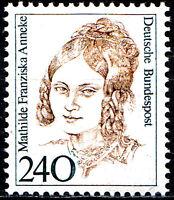 1392 postfrisch BRD Bund Deutschland Briefmarke Jahrgang 1988