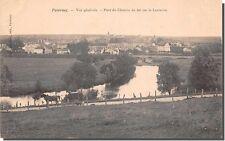 CPA 70 - FAVERNEY - Vue générale - Pont du chemin de fer sur Lanterne