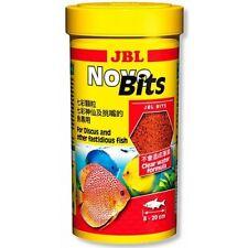 JBL Novo Bits | 250ml | Aquarium Fish Food for Discus & All Other Fishes