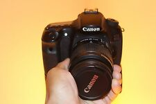 Canon EOS 60D Digital camera 18.0 MP SLR with 18-55mm IS II Lens (2 LENSES)