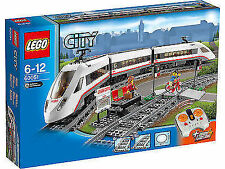 LEGO Trains High-Speed Passenger Train Set (60051) Brand New in sealed box.