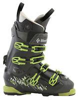 NEW  Black Diamond Factor black/green  Men's Ski Boots 28 mondo no box  NEW