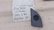 FIAT STILO B985 NEAR SIDE 3 DOOR WING MIRROR SPEAKER & COVER GRILL FROM 01-07