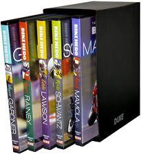 BIKE HEROES - 5 DVD BOX SET - The Men, The Races, The Legends - MOTO GP DVD