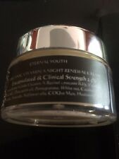 ORGANIC  2.5% ENCAPSULATED RETINOL NIGHT CREAM CLINICAL STRENGTH VITAMIN A,DHEA