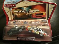 Disney Pixar world of cars movie moments Bob Cutlass Darrell Cartrip Diecast car