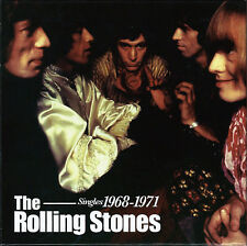 THE ROLLING STONES, SINGLES 1968-1971, LIMITED EDITION BOX SET (NEW)