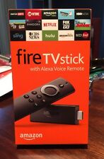 BRAND NEW SEALED Amazon Fire TV Stick with Alexa Voice Remote (Gen 2)