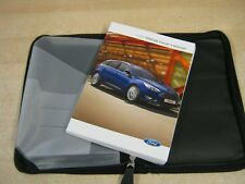 FORD FOCUS  OWNERS MANUAL -OWNERS HANDBOOK 2013-2016 COVERS AUDIO BOOK REFw66