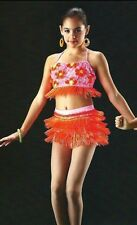 Carnivale Dance Costume Beaded Fringe Shorts and Top Clearance Adult Medium