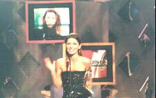 Rare Shania Twain Candid 4 X 6 Awards Show Photo
