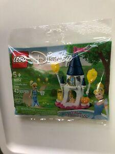 LEGO Disney Princess Cinderella Mini Castle 30554 minifigure 2020 SEALED polybag