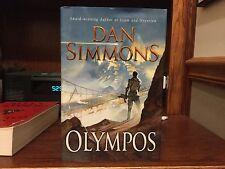 Olympos.   Dan Simmons   1st HC.   Eos 2005.  Fine Unread