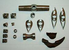 NOS NIB Vintage Steel Frame Building Parts Kit Full Frame Building Very Rare