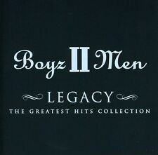 Boyz II Men - Legacy-The Greatest Hits Collection [New CD] UK - Import