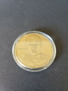 1995 Upper Deck Michael Jordan Bronze Medallion Highland Mint Limited Edition