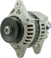New Alternator fits Daewoo Skid Steer Dsl801 w/ 3Tn100 Yanmar Diesel 1997-2007