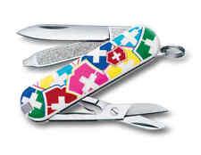 VICTORINOX VX Colors NEU/OVP Classic Design Taschenmesser + Etui Swiss Knife