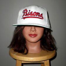 BUFFALO BISONS baseball hat Cleveland Indians minors AAA retro New Era cap '80s