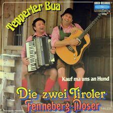 """7"""" DIE ZWEI TIROLER FENNEBERG & MOSER Tepperter Bua KOCH orig. A 1985 NEUWERTIG!"""