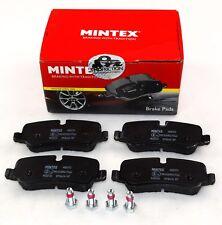 Mintex Pastiglie dei Freni Asse Posteriore Per Land Rover MDB2713 (immagine reale di parte)