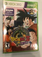 Dragon Ball Z for Kinect (Microsoft Xbox 360, 2012) Complete Resealed