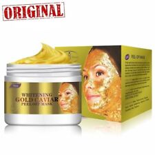 Facial Mask 24K Gold Collagen Peel Off Face Skin Moisturizing Firming Anti Aging