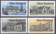 New Zealand 1980 ARCHITECTURE (4) Mint Unhinged SG 1217-20